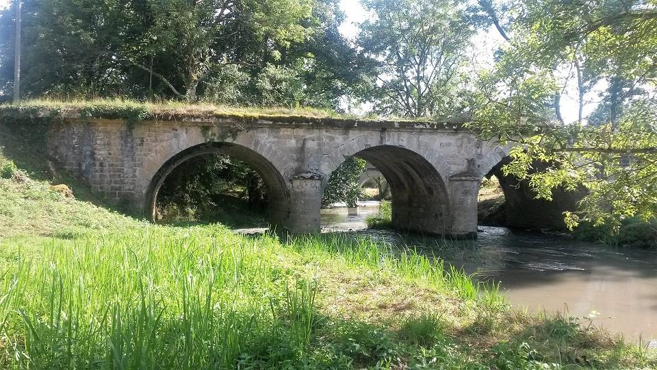 Les ponts à Mingot